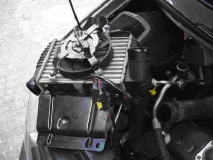 Ventilator blijft draaien na uitzetten motor volkswagen