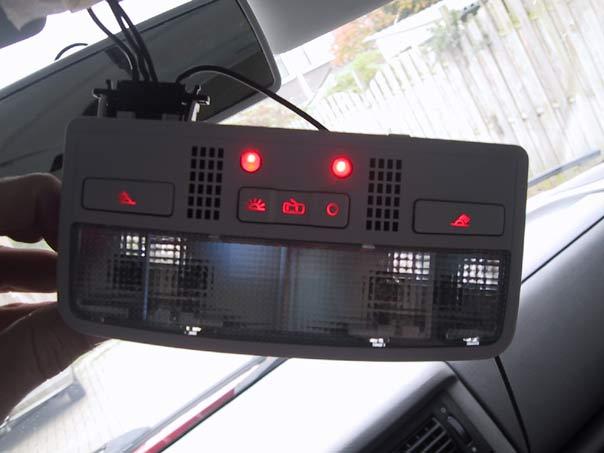 Seat ibiza 6j verlichting middenconsole bekerhouders for Auto interieur verlichting